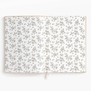 Paper Source Blush Perpetual Undated Planner
