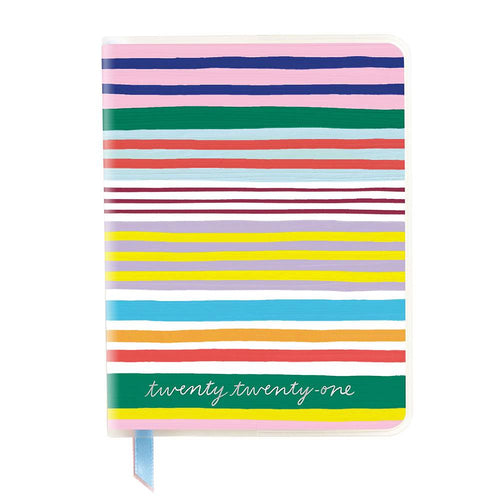 Paper Source Bold Stripe Medium Planner 2021