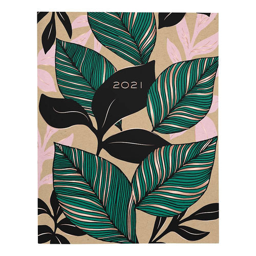 Paper Source Botanical Booklet Planner 2020-2021