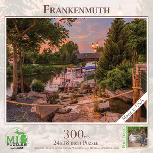 Frankenmuth 300 Piece Puzzle