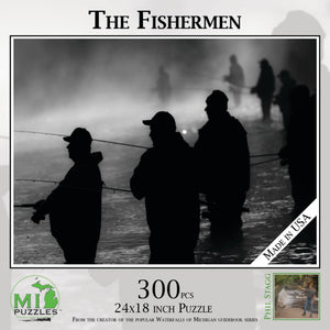 The Fishermen 300 Piece Puzzle