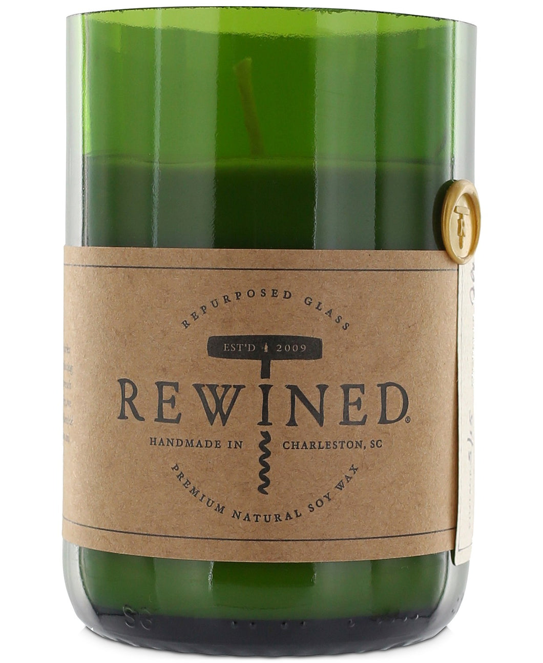 Rewined Mimosa Candles