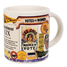 Load image into Gallery viewer, Unemployed Philosophers Guild 19th Amendment Mug