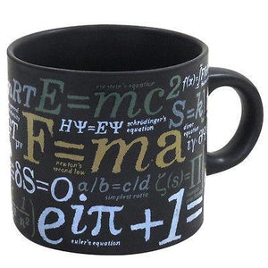 Math - Unemployed Philosophers Guild Mug - Math Mug - Petals and Postings