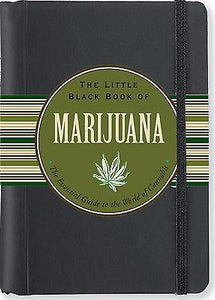 Peter Pauper Press - The Little Black Book of Marijuana - Petals and Postings