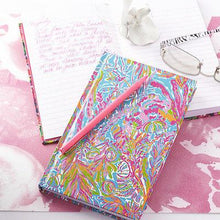 Load image into Gallery viewer, Lilly Pulitzer Scuba to Cuba Hardcover Journal - Petals and Postings