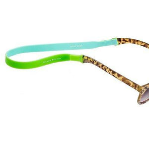 "Kate Spade - Sunglass Strap -Turquoise - ""Wink Wink"" - Petals and Postings"