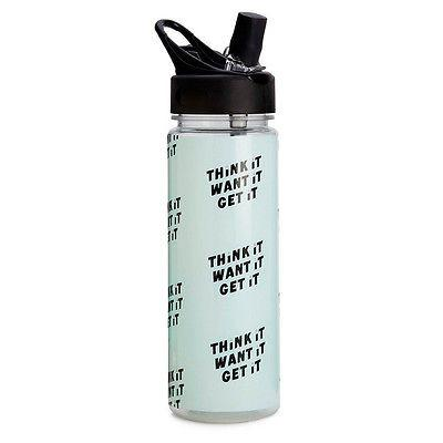 Work It Out Water Bottle - Petals and Postings