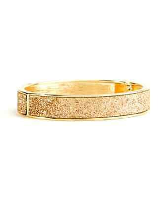 Gold Shimmer Bangle - Petals and Postings