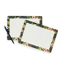 Load image into Gallery viewer, Rifle Paper Co. Jardin Weekly Desk Pad - Petals and Postings