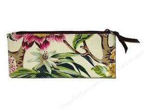 Pouches-Anna Griffin Zipper Pouch - Palmer Tropical - 50% OFF - Petals and Postings