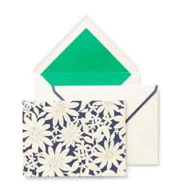 Kate Spade Daisy Lace Card Set - Petals and Postings