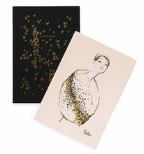 Load image into Gallery viewer, Rifle Paper Co. Leopard Journal Set by Garance Doré - Petals and Postings