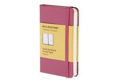 Moleskine Ruled Notebook - 2.5