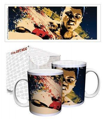 Drinkware-Muhammad Ali - Classico San Francisco - Petals and Postings