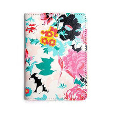 Load image into Gallery viewer, Florabunda Passport Holder - Petals and Postings