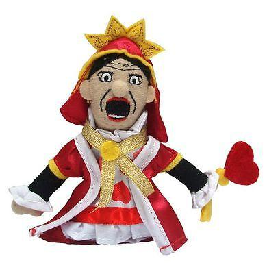 Fun-Queen of Hearts - Finger Puppet & Fridge Magnet - Unemployed Philosopher's Guild - Petals and Postings