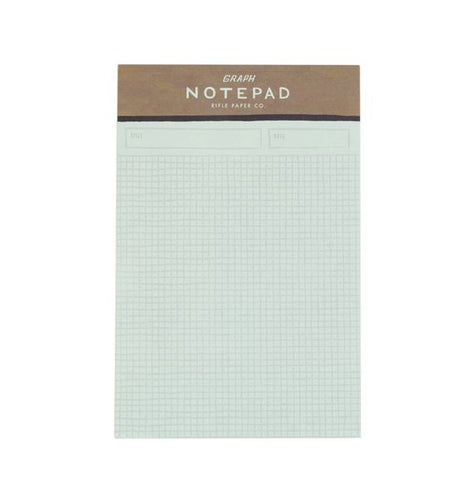 Rifle Paper Co. Graph Notepad
