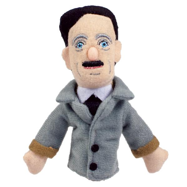 George Orwell Finger Puppet and Fridge Magnet