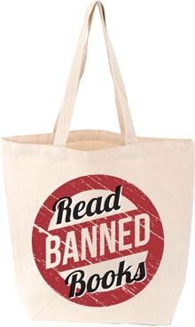 LoveLit Tote - Read Banned Books