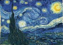 Load image into Gallery viewer, The Starry Night 1000 Piece Jigsaw Puzzle