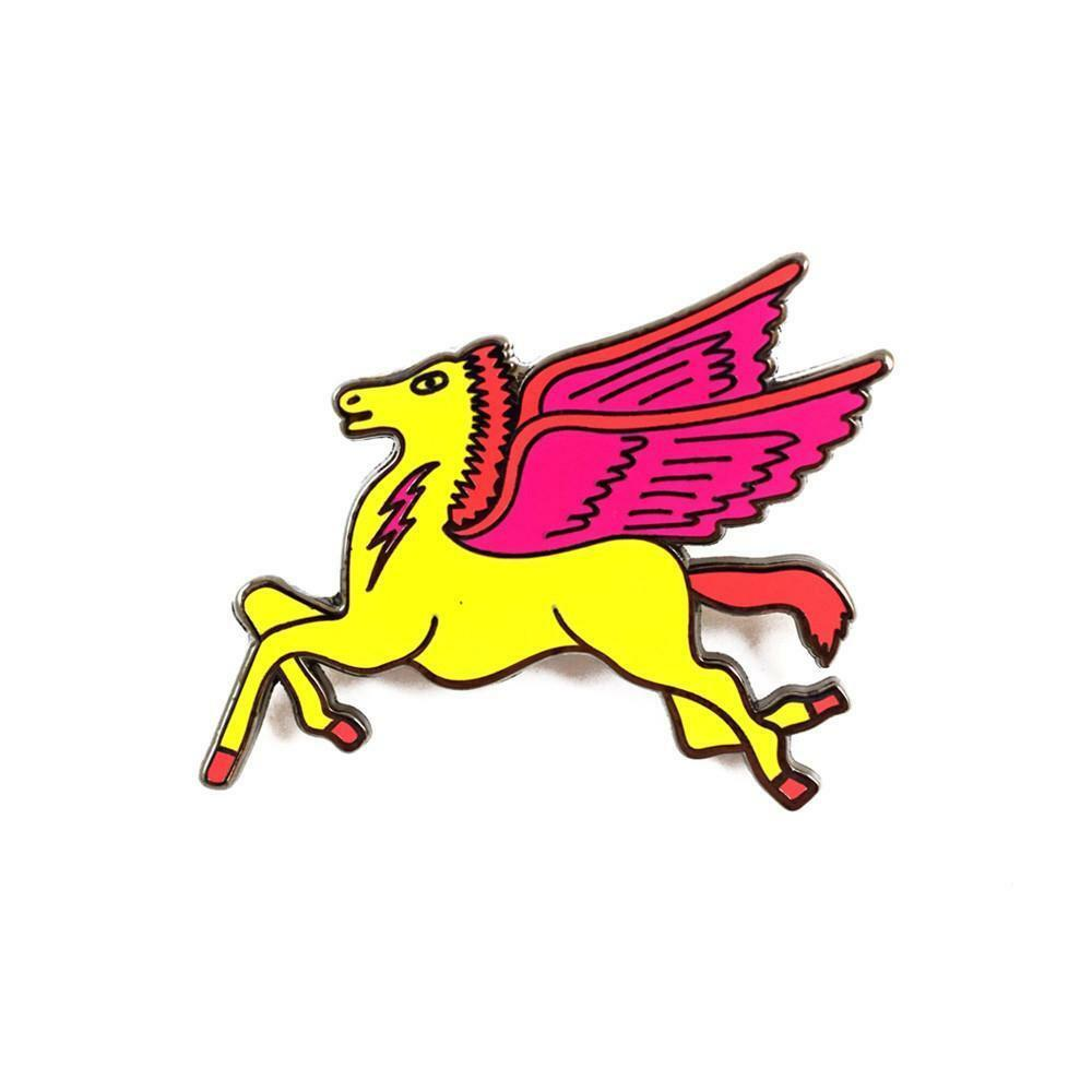 Valley Cruise Press Pegasus Pin