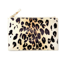 Load image into Gallery viewer, Kate Spade Leopard Pencil Pouch Set - Petals and Postings
