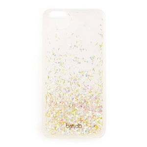 """Glitter Bomb"" iPhone 6 Plus Case - Petals and Postings"