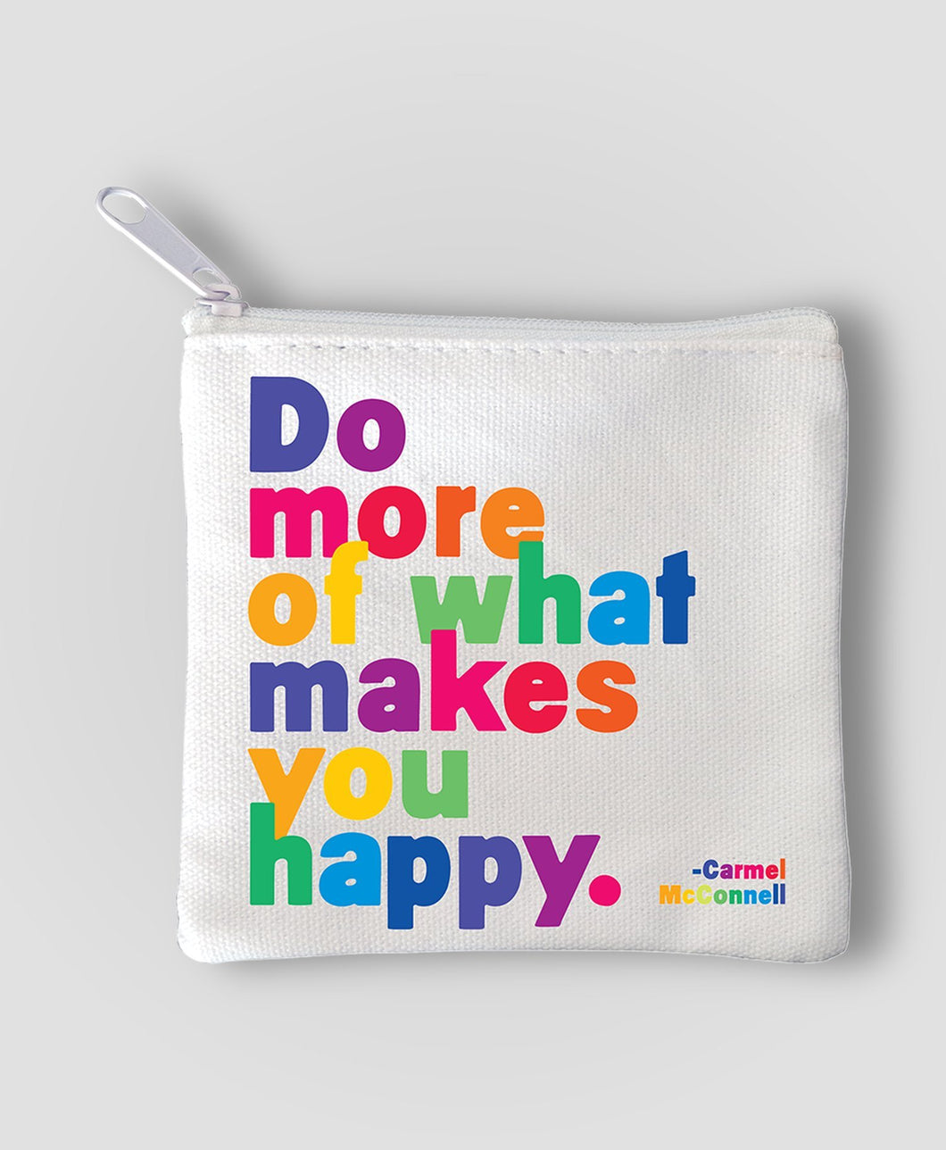 Quotable Do More Mini Pouch