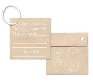 Tooth Fairy Kit - Petals and Postings