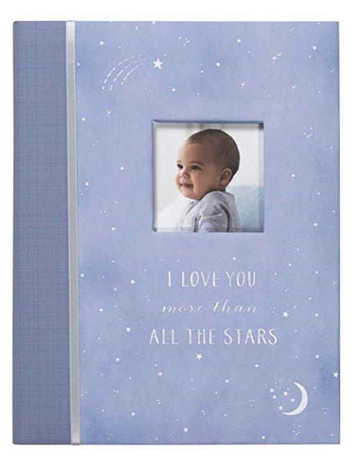 Wish Upon A Star Memory Book - Petals and Postings