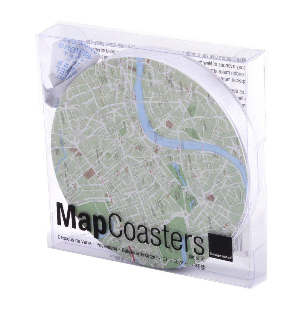 Design Ideas - Drink Coasters - London