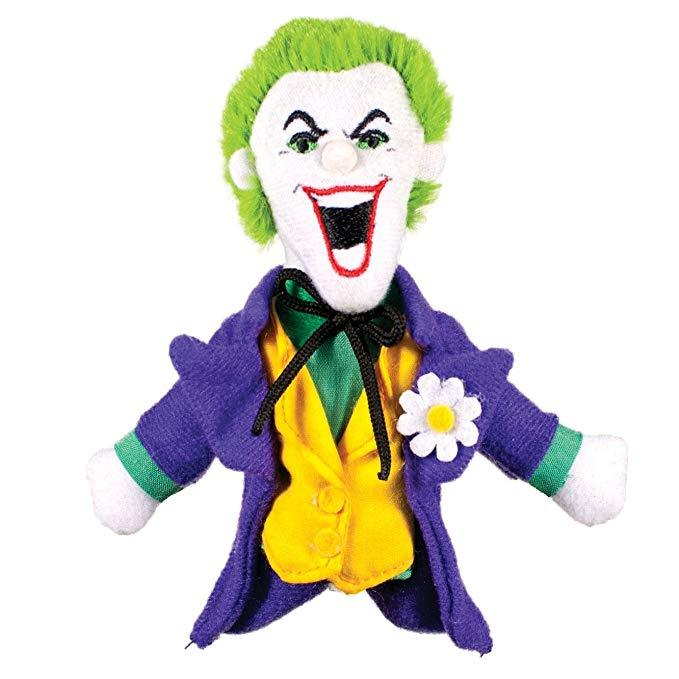 Unemployed Philosophers Guild Joker Finger Puppet