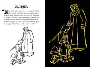 Peter Pauper Press - Knights Scratch and Sketch