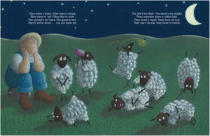 Peter Pauper Press - Simpson's Sheep Won't Go to Sleep - Bruce Arant