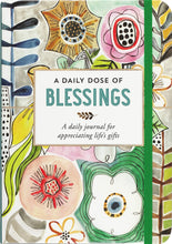 Load image into Gallery viewer, Peter Pauper Press A Daily Dose of Blessings Journal