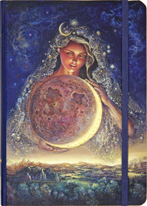 Peter Pauper Press Moon Goddess Journal