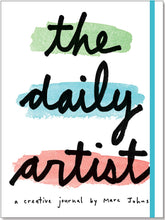 Load image into Gallery viewer, Peter Pauper Press The Daily Artist Activity Journal
