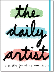 Peter Pauper Press The Daily Artist Activity Journal