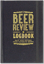 Load image into Gallery viewer, Peter Pauper Press - The Beer Review Logbook