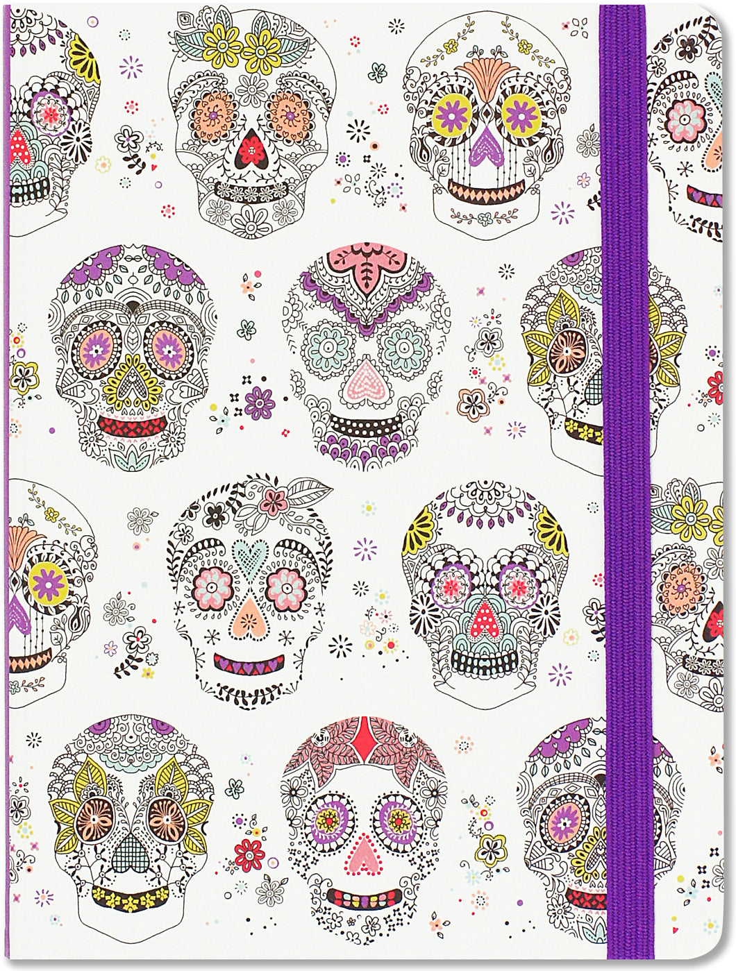 Peter Pauper Press Sugar Skulls Journal