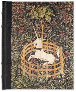 Peter Pauper Press Unicorn Tapestry Journal