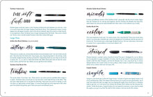 Load image into Gallery viewer, Peter Pauper Press Brush Lettering Activity Journal