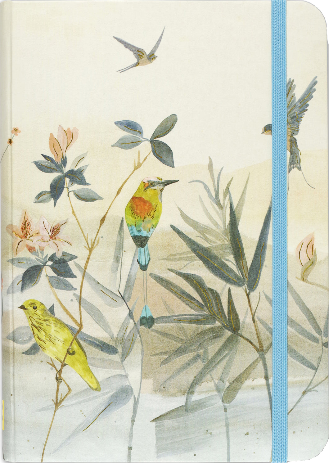 Peter Pauper Press Bird Garden Journal