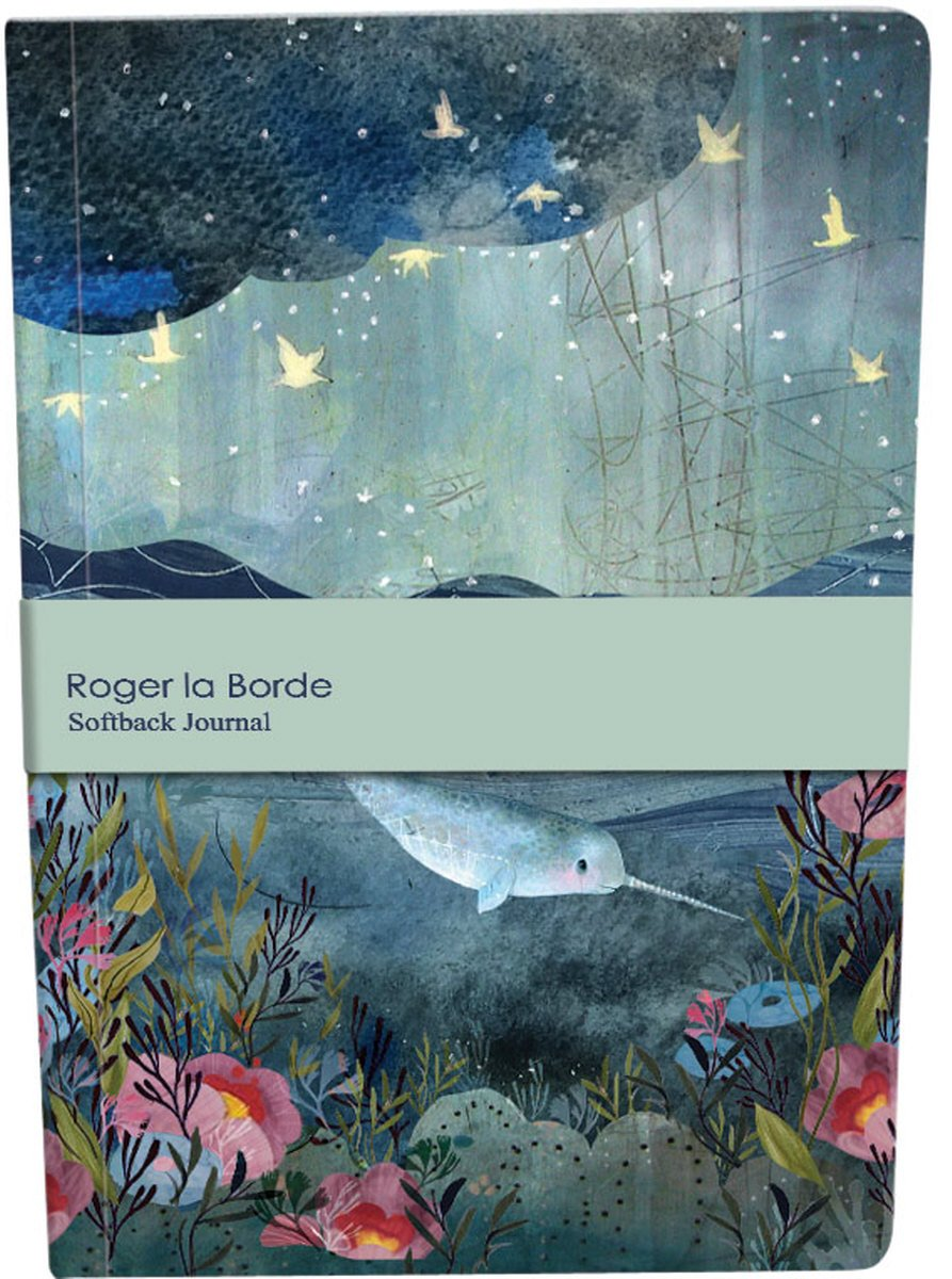 Roger la Borde Sea Dreams Soft Journal