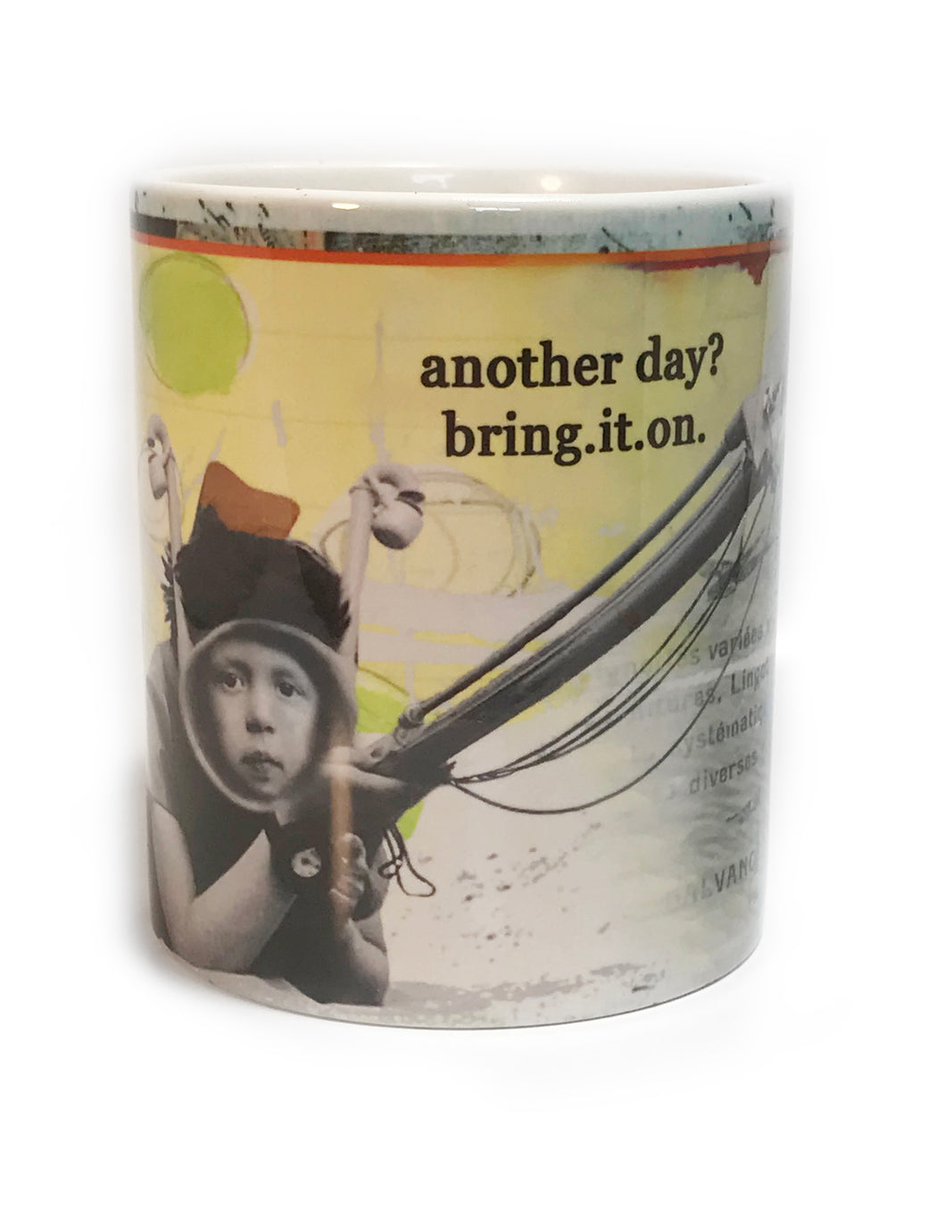 Erin Smith Art Bring It On Coffee Mug