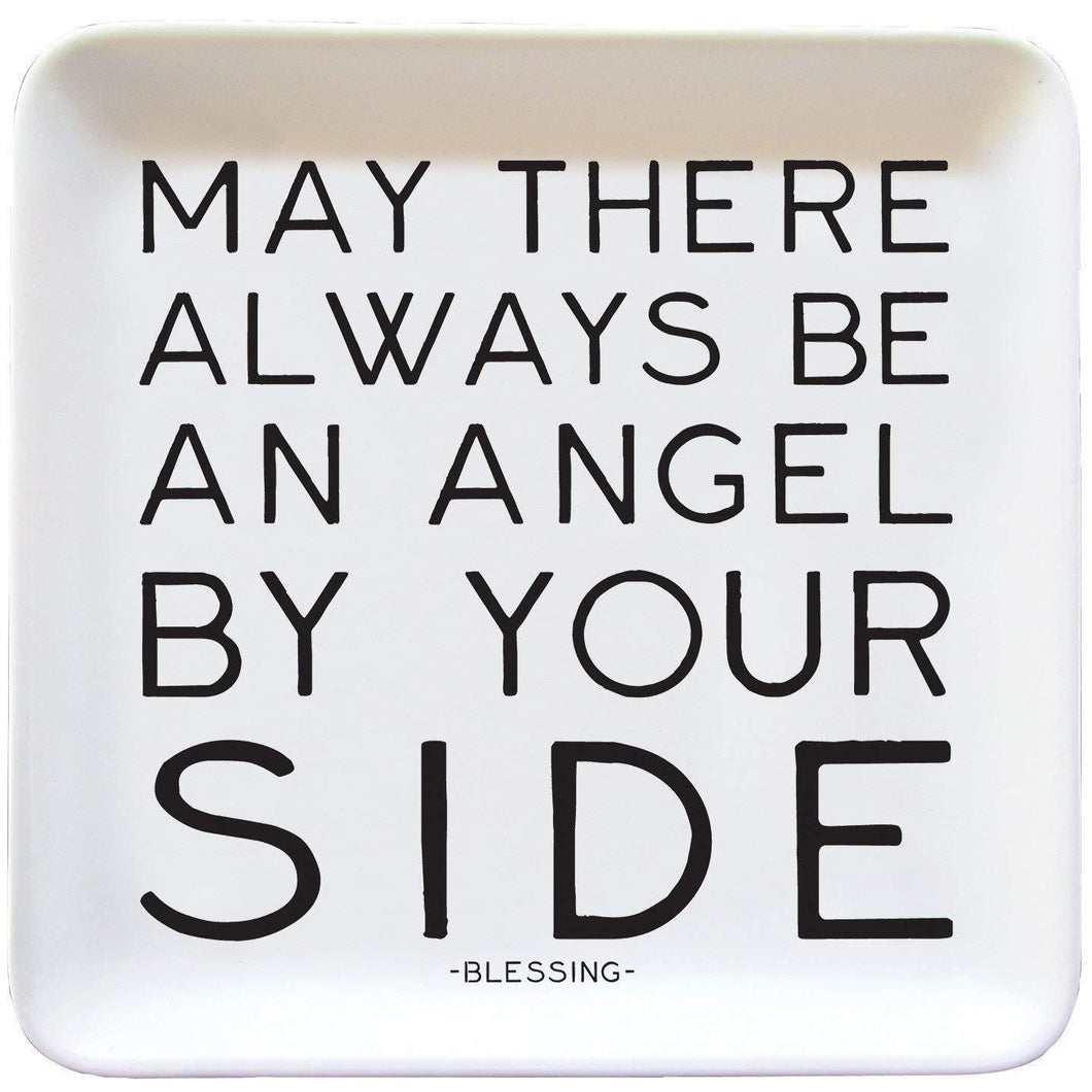 Quotable An Angel By Your Side Dish