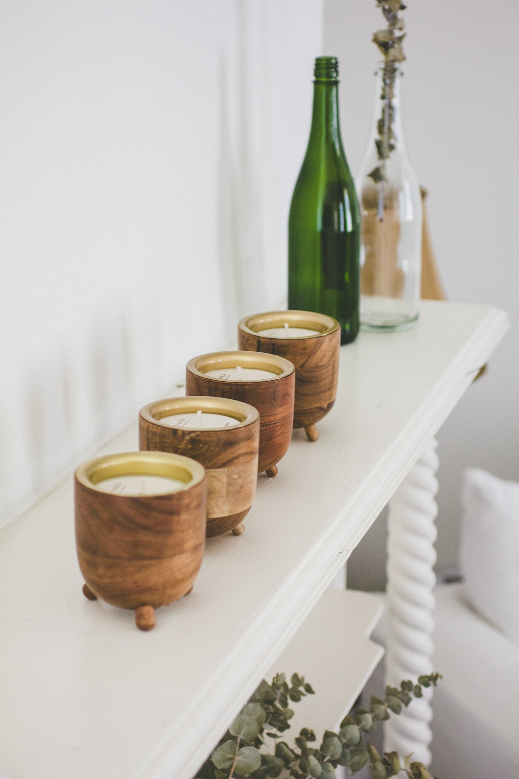 Rewined Mimosa  Barrel Aged Candle
