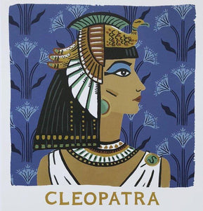 Ladies of Legend Cleopatra Print