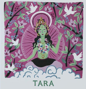 Ladies of Legend Tara Print